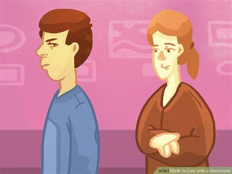 4 Ways to Live with a Narcissist - wikiHow