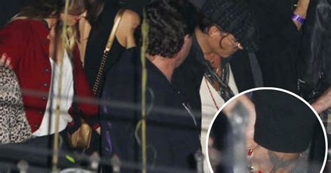 Are Johnny Depp and Amber Heard back together after