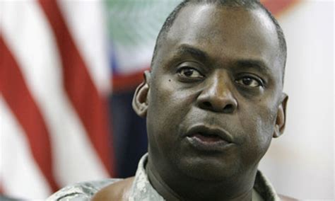 General Lloyd Austin picked for top job at US Central