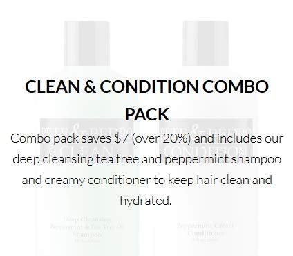 Pete and Pedro Clean & Condition Combo Pack - Buy Online