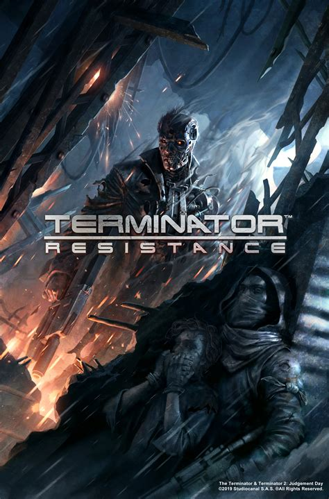 Terminator: Resistance is a single-player FPS based on the