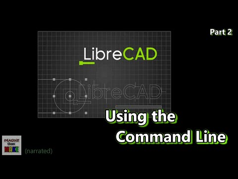 LibreCAD-user - Possible to add custom command line commands?
