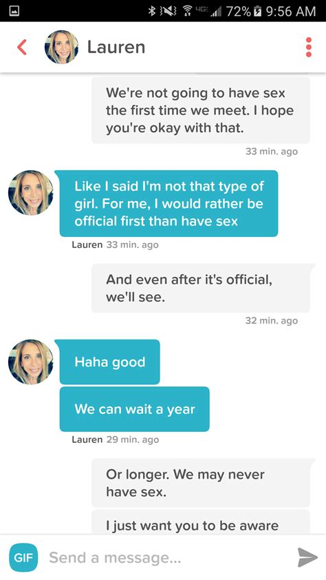 The Best/Worst Profiles & Conversations In The Tinder
