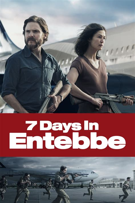 7 Days in Entebbe (2018) - Posters — The Movie Database (TMDb)