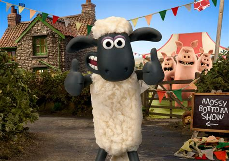 See Shaun's New Puppet Show at Haven Holiday Parks