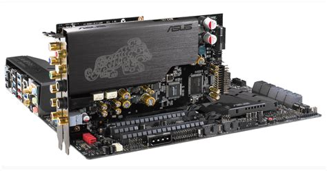 ASUS Announces the Essence STX II and Essence STX II 7