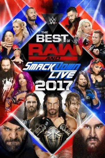 DVD Review - WWE: The Best of Raw and SmackDown 2017