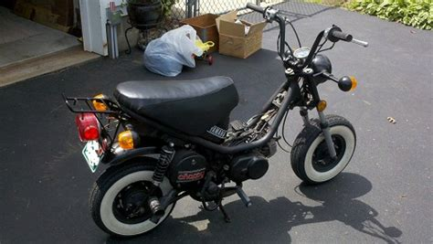 Re: The Official Yamaha Chappy (LB50) Thread!!! — Moped Army